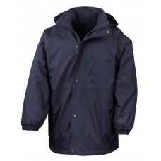 Waterproof fleece coat
